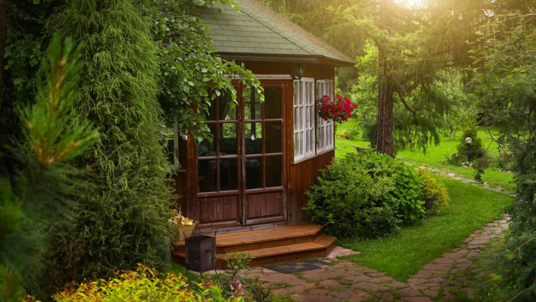 Taxe abri de jardin, méconnue mais pourtant bien réelle