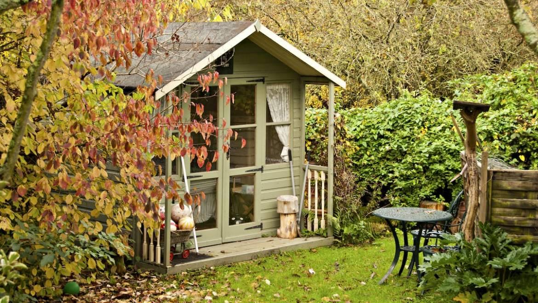 Comment choisir l'abri de jardin idéal ?