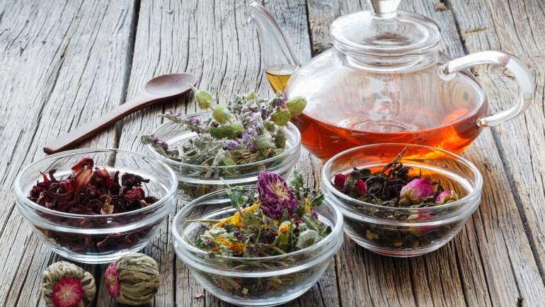 Limitez les médicaments avec les plantes médicinales, c'est possible