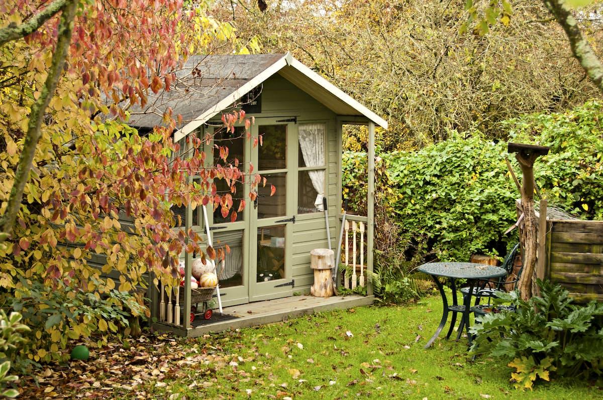 Abri De Jardin Atypique comment choisir l'abri de jardin idéal ? - plants for people