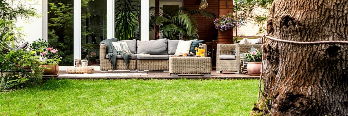5 Idées de salon de jardin design