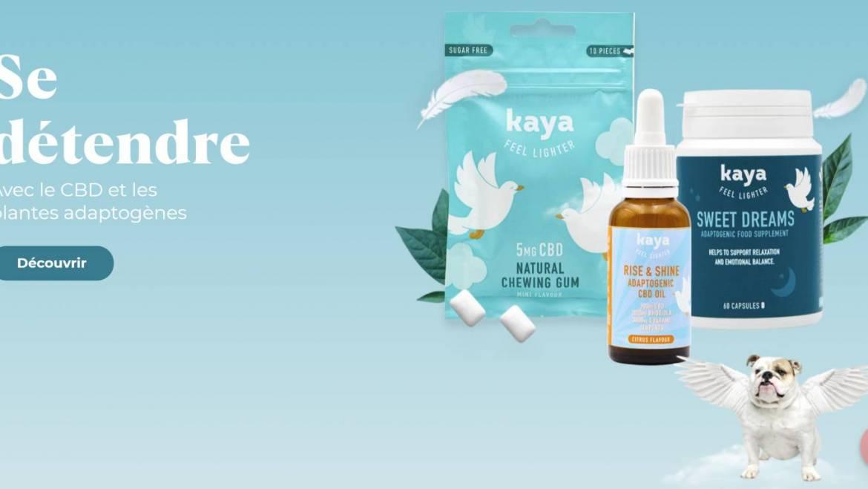 Kaya avis et présentation de la marque antistress !